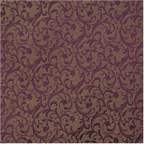 Elspeth Roman Blind in Plum