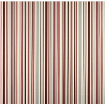 Seastripe Cherry Roman Blind