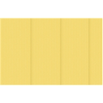 Henshaw Yellow Vertical Blind